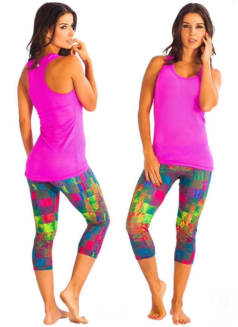 gym clothes for women protokolo-mesh-035-set XOERNJK
