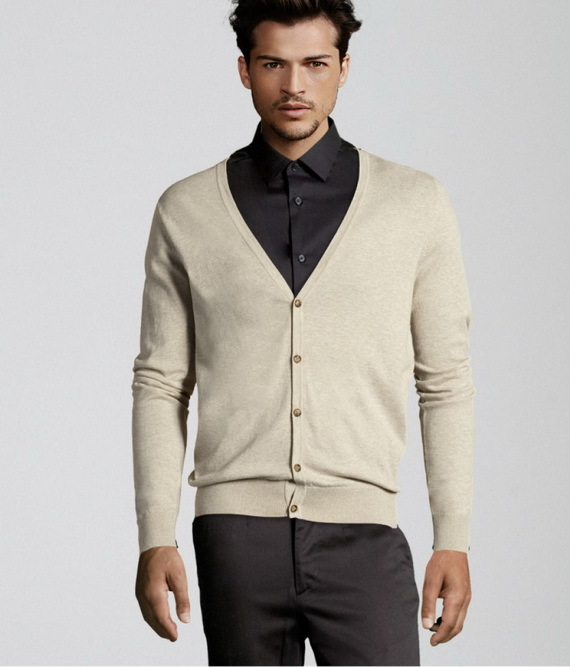 hu0026m jumpers and cardigans for men - stylish eve MBZENKC