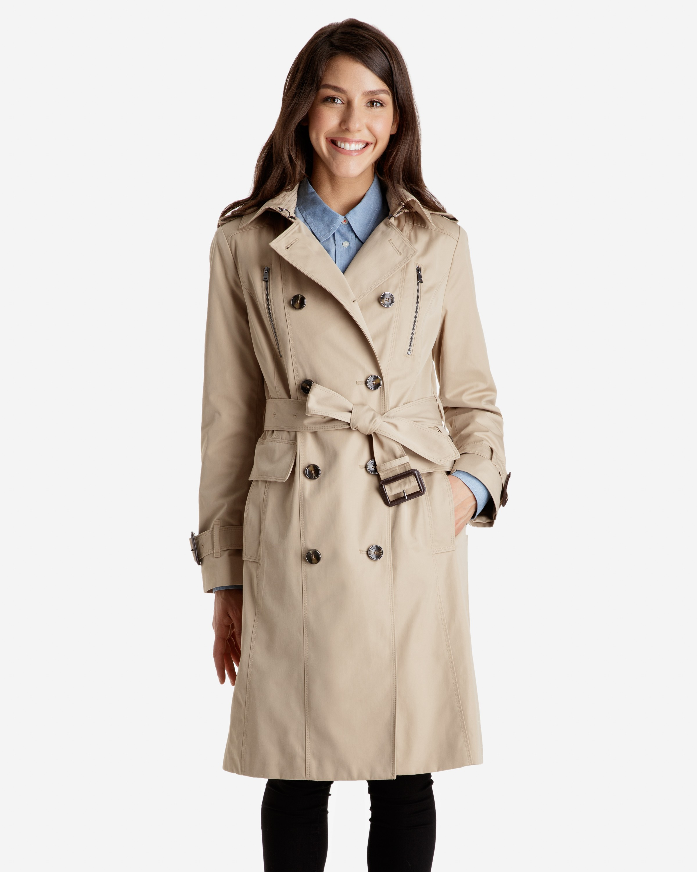 Trench coat: style name for all