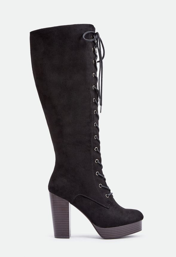 high heel boots dimitra NNVCXIN