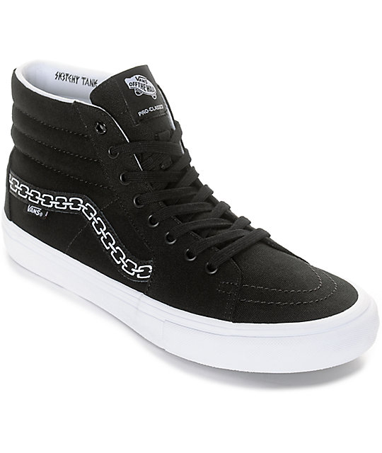 high top vans shoes OZZQOFU