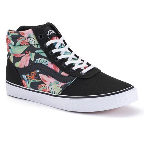 high top vans vans milton womenu0027s high-top skate shoes - shop for womens shoes, womens  casual SUJAXDW