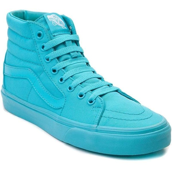 high top vans vans sk8 hi skate shoe ($99) ❤ liked on polyvore featuring shoes, sneakers. high VKHBZTJ