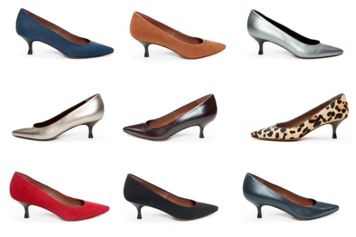how to wear kitten heels FKGSDOL