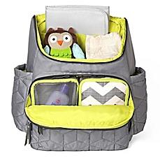 image of skip*hop® forma backpack diaper bag in grey JDYNHQN