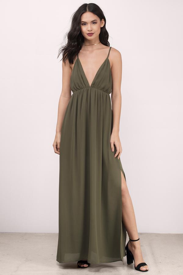 imagine this mauve maxi dress ... ITTLUSK