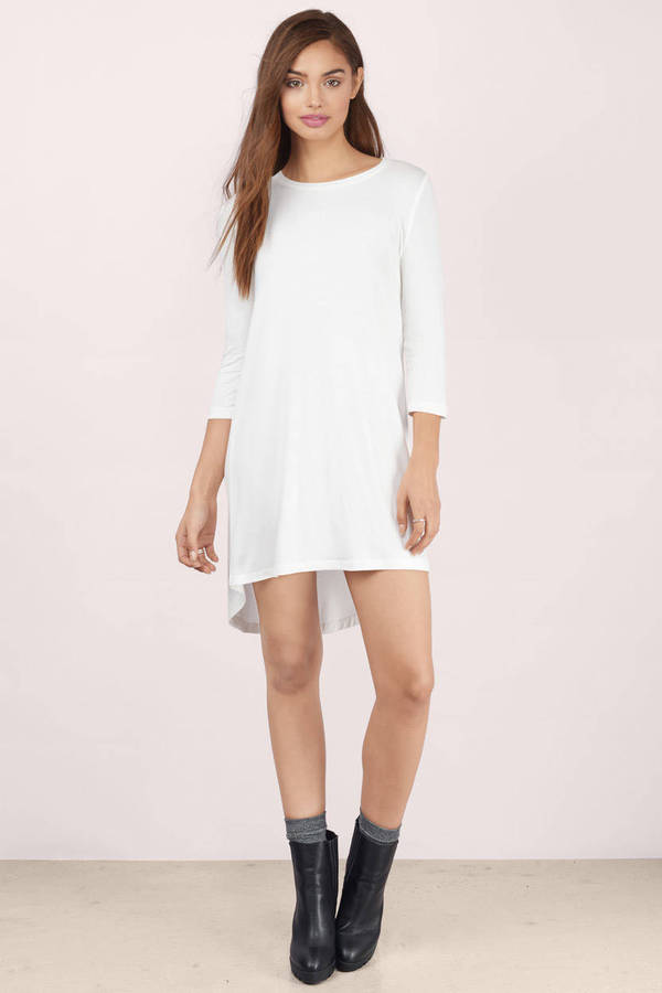 in tunic with the times mint tunic dress ... UCBBPLW
