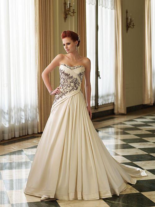 ivory wedding dresses 03 BITNWZY