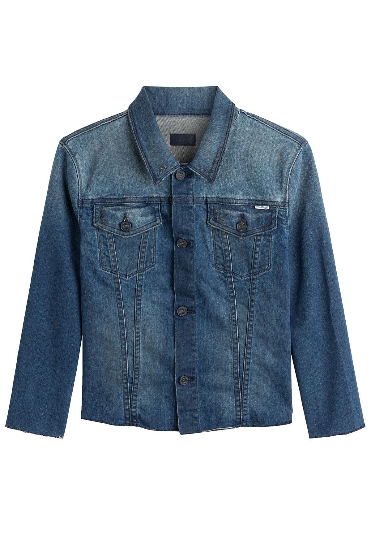 jean jackets 10 denim jackets for women - classic jean jacket options for summer 2016 KOMKPRZ