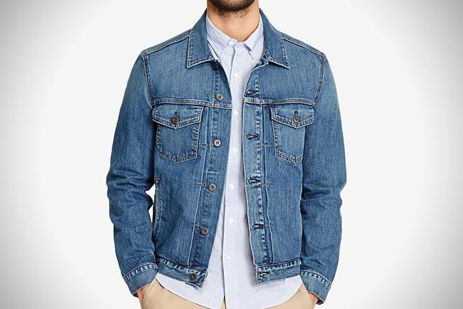 jean jackets bonobos jean jacket BUNIXJE