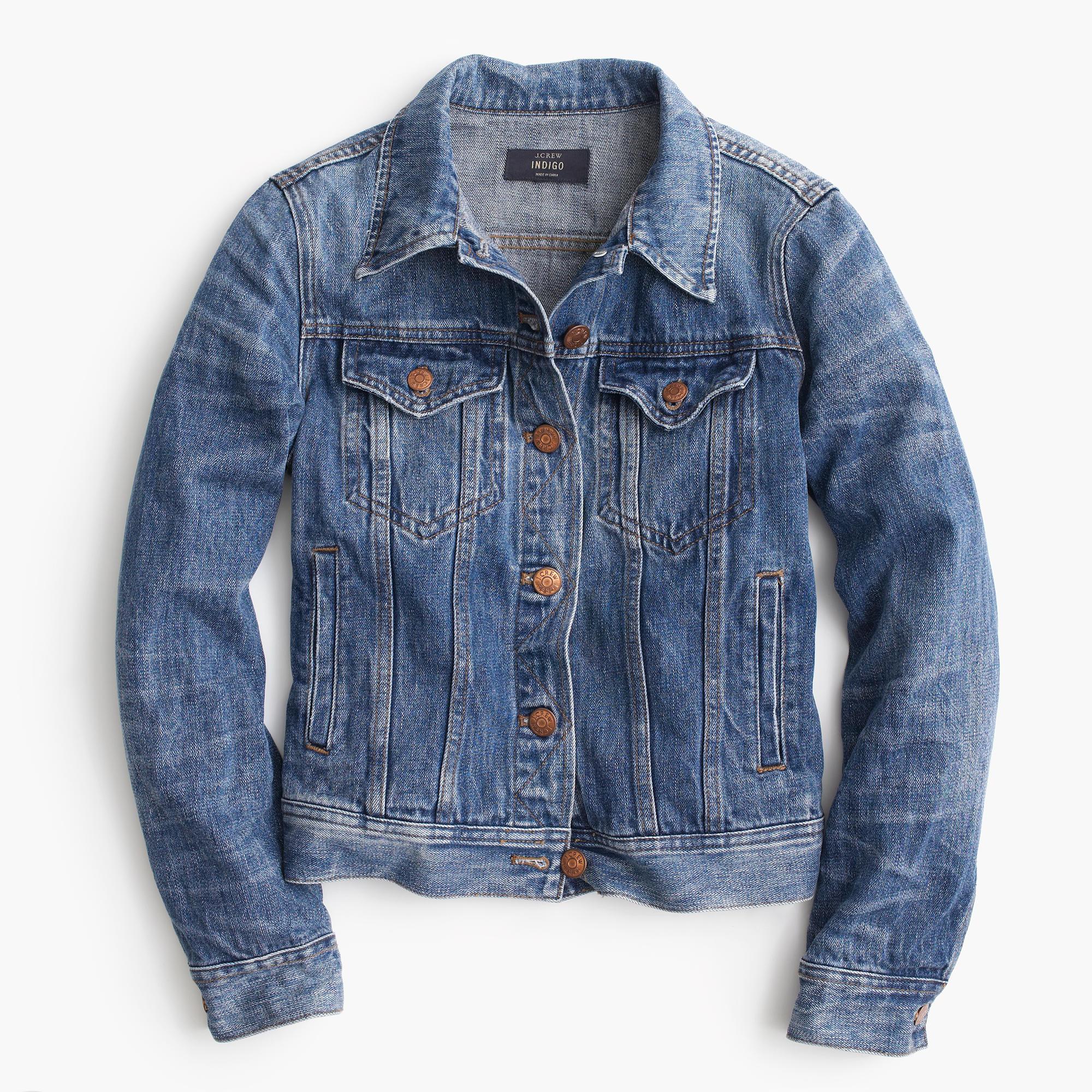jean jackets ... classic denim jacket; classic denim jacket MDSBZSZ