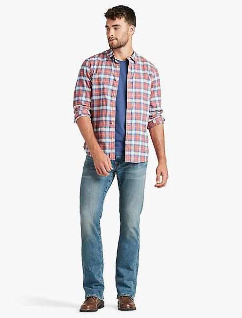 jeans for men 410 lucky 427 athletic boot SWDKNMR