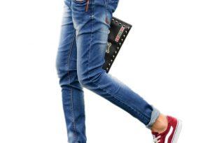 jeans for men style - jean yu beauty UWLZARO