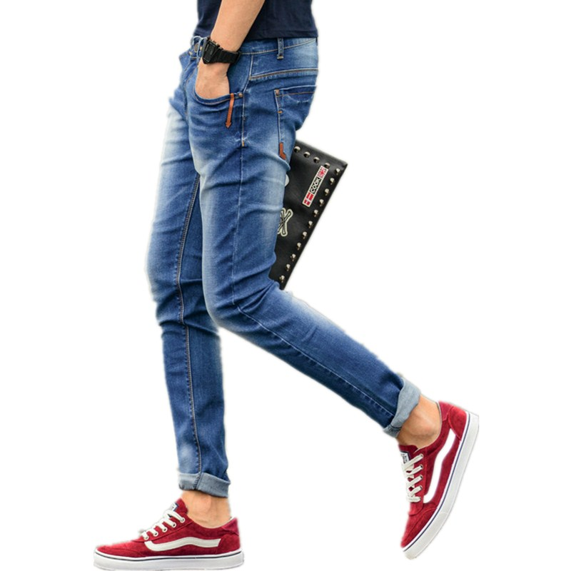Purchase a pair of jeans for men