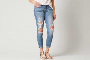 jeans for women bke payton ankle skinny stretch jean HWDDLWM