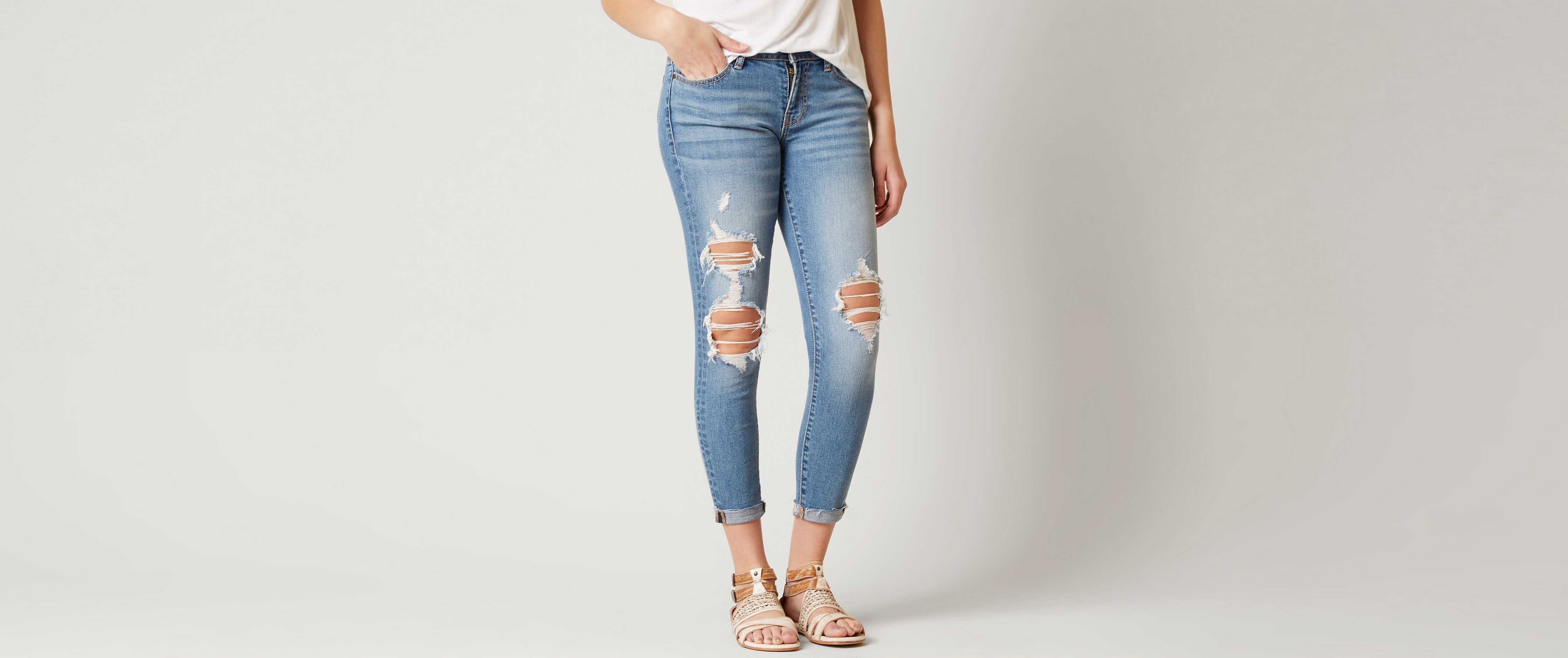 Rock with jeans for women