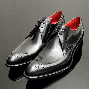 jeffery west shoes jeffery west mens english brogues in black LPMVQMP