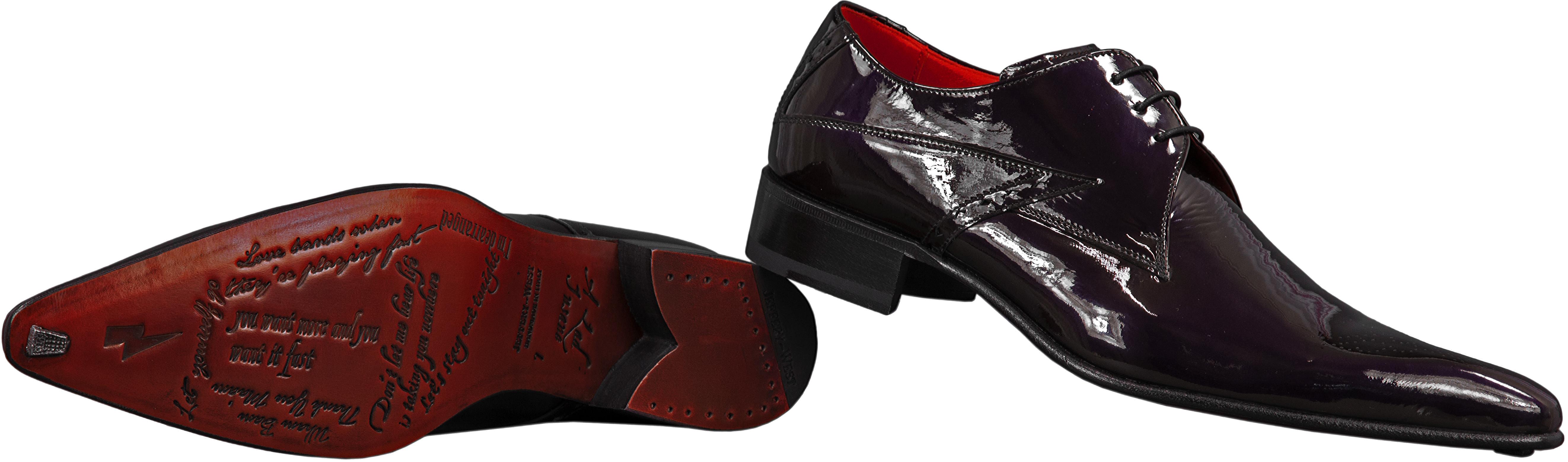 jeffery west shoes jeffery west zepa shoes iride purple | ebay IHADTRZ