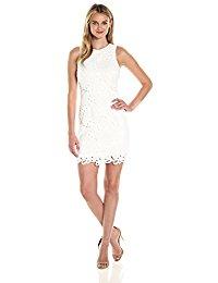 jessica simpson dresses jessica simpson womenu0027s chemical lace shift dress JJKNOQD