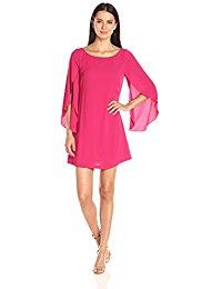 jessica simpson dresses jessica simpson womenu0027s flutter sleeve dress SOYJSKM