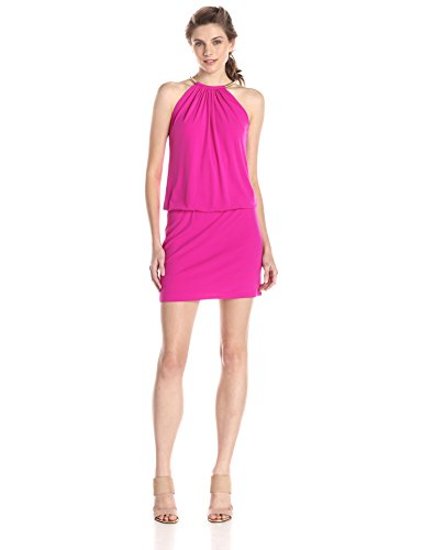 jessica simpson dresses jessica simpson womenu0027s halter-necklace dress - women dresses online IJKICYR