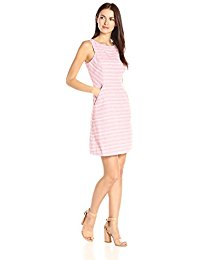 jessica simpson dresses jessica simpson womenu0027s striped tweed dress HNYHBGT