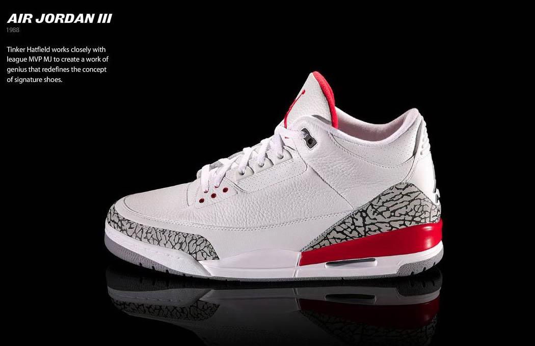 jordan sneakers #3 air jordan iii TMVKLVO