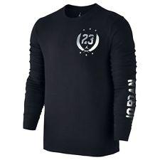 jordan t shirts nwt nike menu0027s air jordan fold u0027em long sleeve shirt tee sz xl 3xl 706897 WRGFZJF