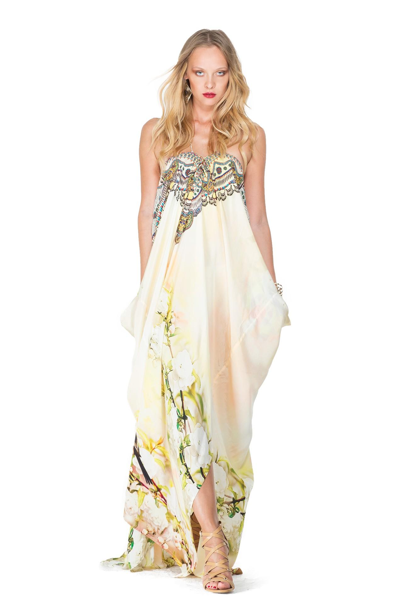 kaftan dresses - designer dresses as seen on lisa vanderpump - shahida  parides OVFUWRD
