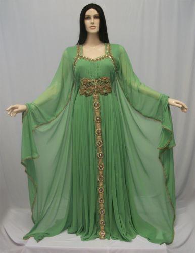 kaftan dresses long kaftan farasha moroccan kaftan dress abaya jilbab islamic arabian  clothing CMCCWQO