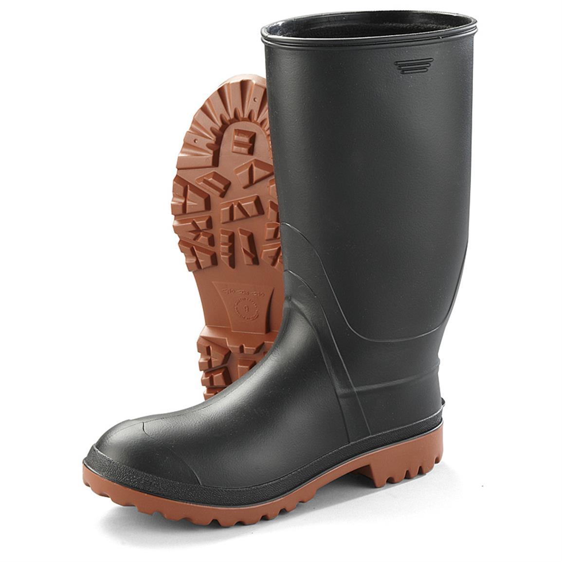 kamik menu0027s ranger rubber boots AXJQGHI
