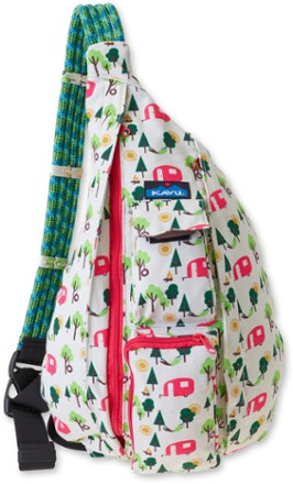 kavu bags kavu rope sling bag - rei.com QVNIHIL