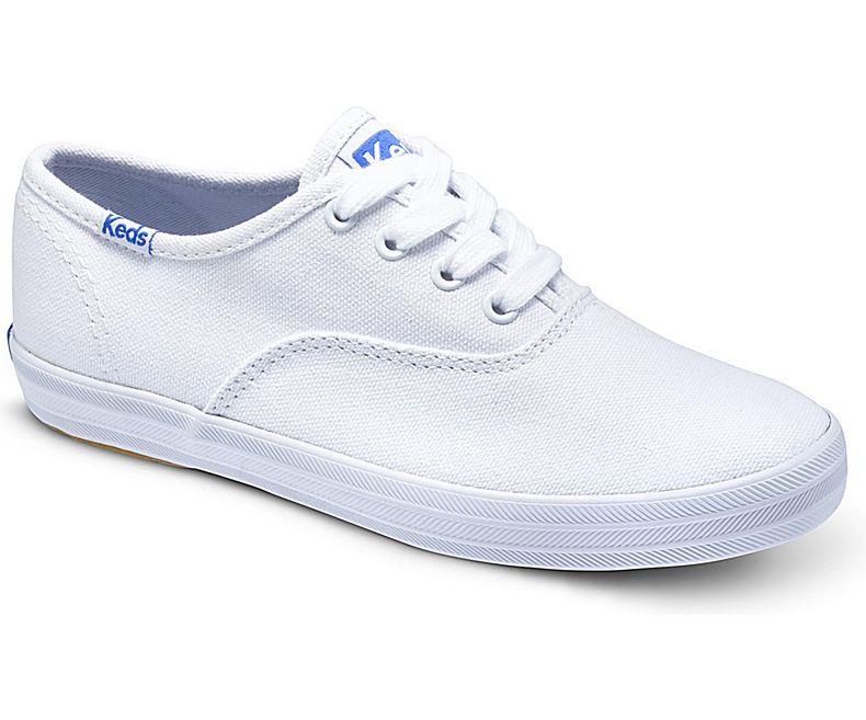 keds shoes champion cvo sneaker, white leather, dynamic MZNGZRO