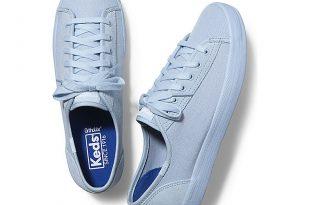 keds shoes kickstart mono, light blue, dynamic ... DJSQYTF