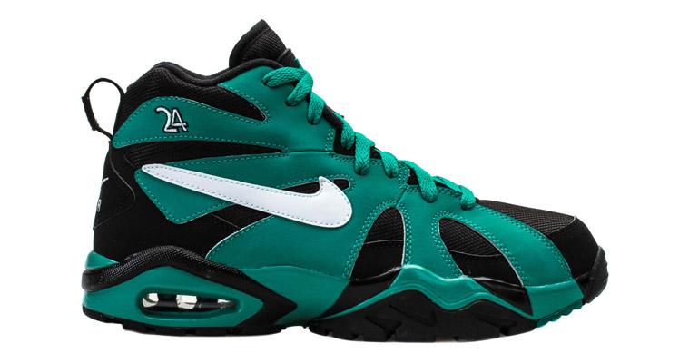 ken griffey jr shoes ken griffey jr.u0027s nike air diamond fury returns | nice kicks GEGYIHX