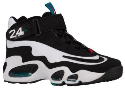 ken griffey jr shoes nike air griffey max 1 - menu0027s - black / white LILVEFQ