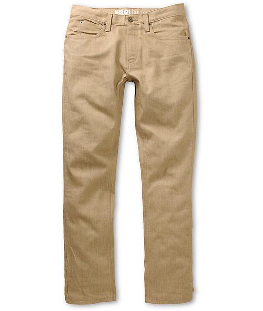 khaki jeans free world messenger khaki skinny jeans OEGPLOX