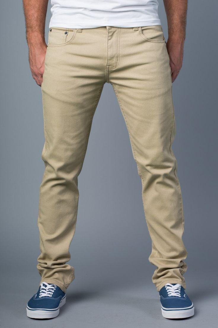 khaki jeans khakhi pants outfit ideas9 AUPCXJI