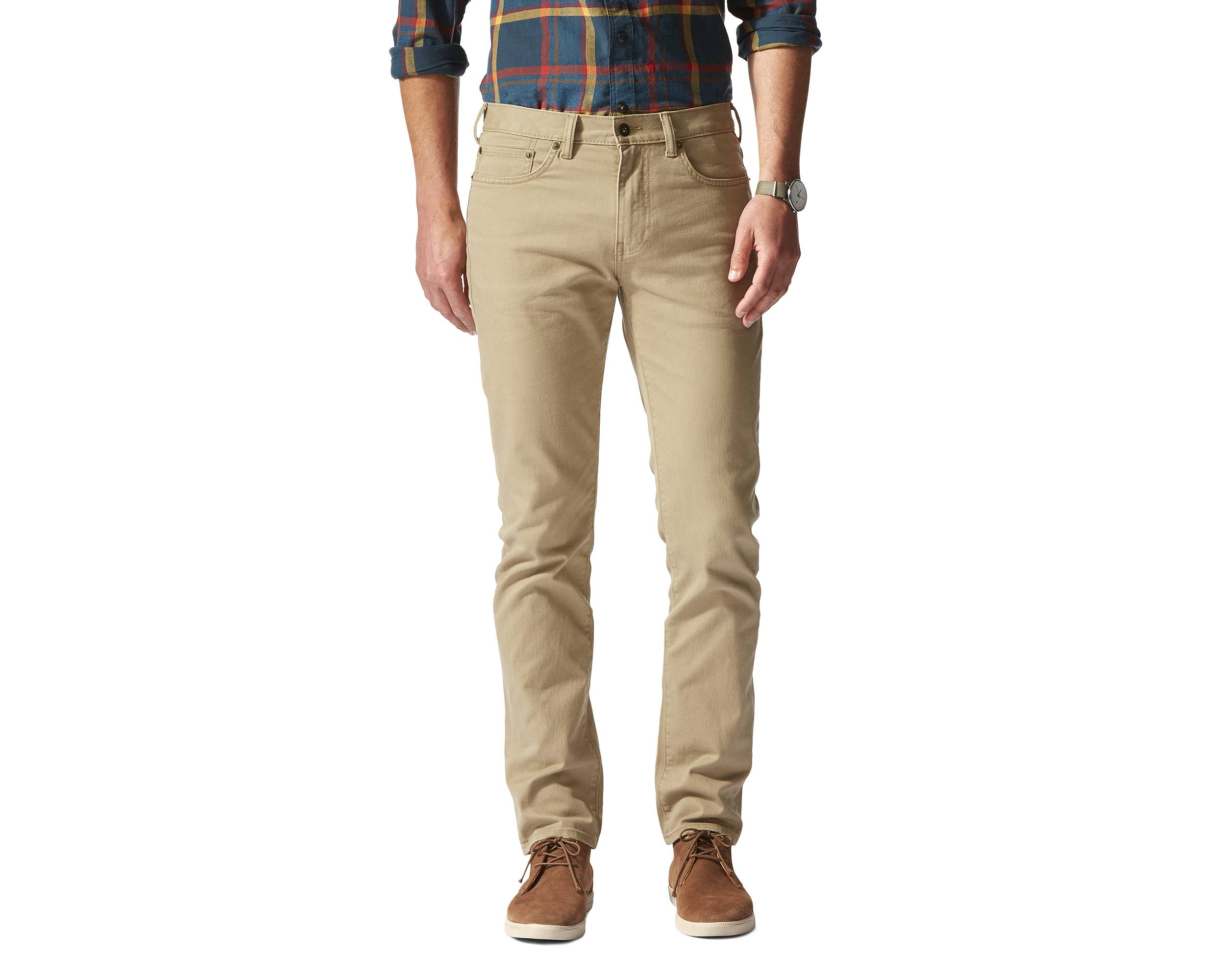 Foolproof guide on how to buy khaki jeans