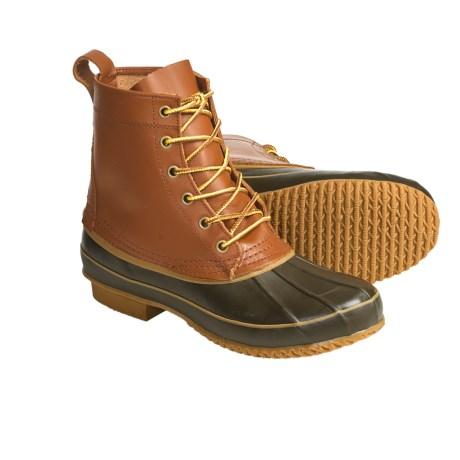 khombu boots just as good as an ll bean duck boot AUUTKMO