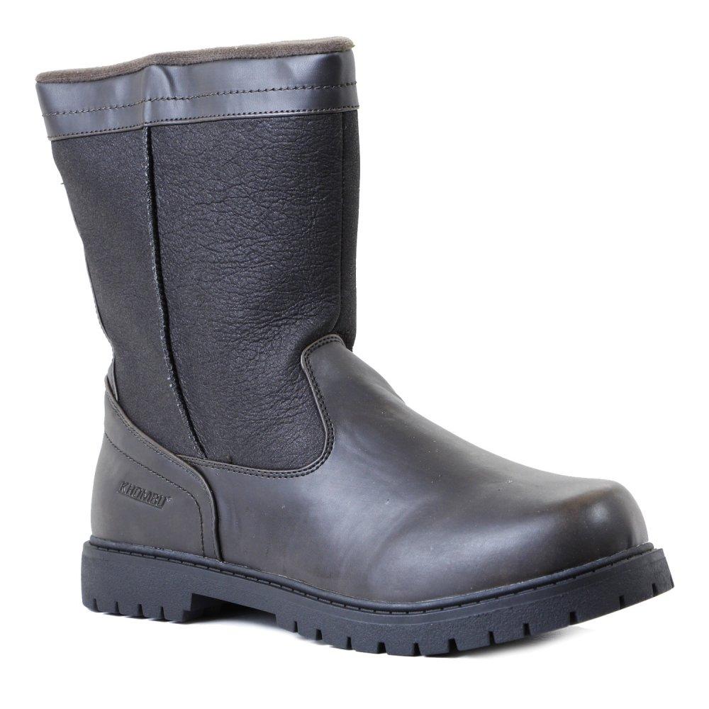 khombu boots khombu canaan snow boot (menu0027s) TSYTMHP