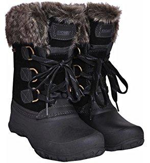 khombu boots khombu womenu0027s the slope winter snow boots FVYTOHP