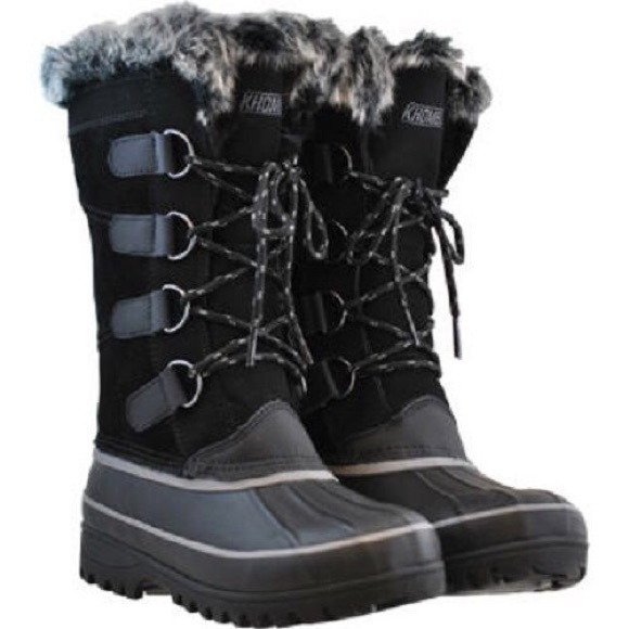 khombu boots- Something odd but awesome