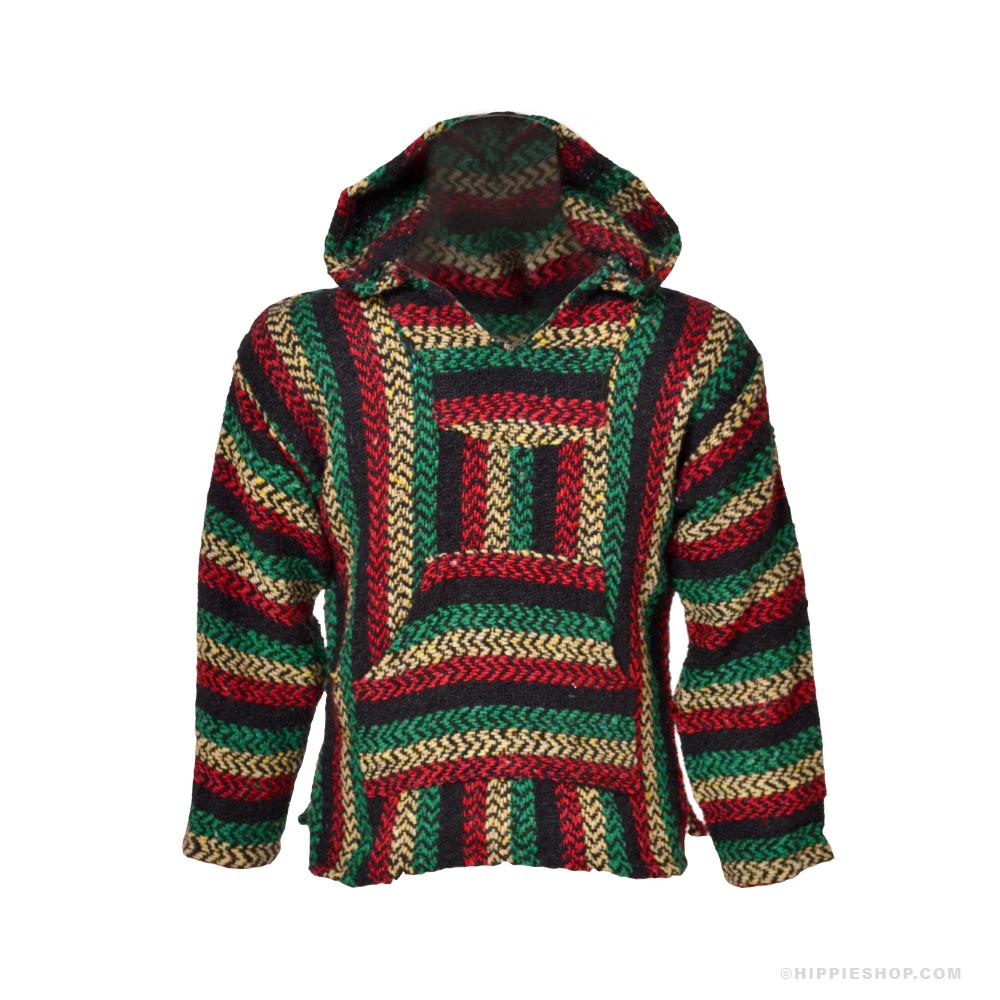 kids mexican baja hoodie IMMUVOF