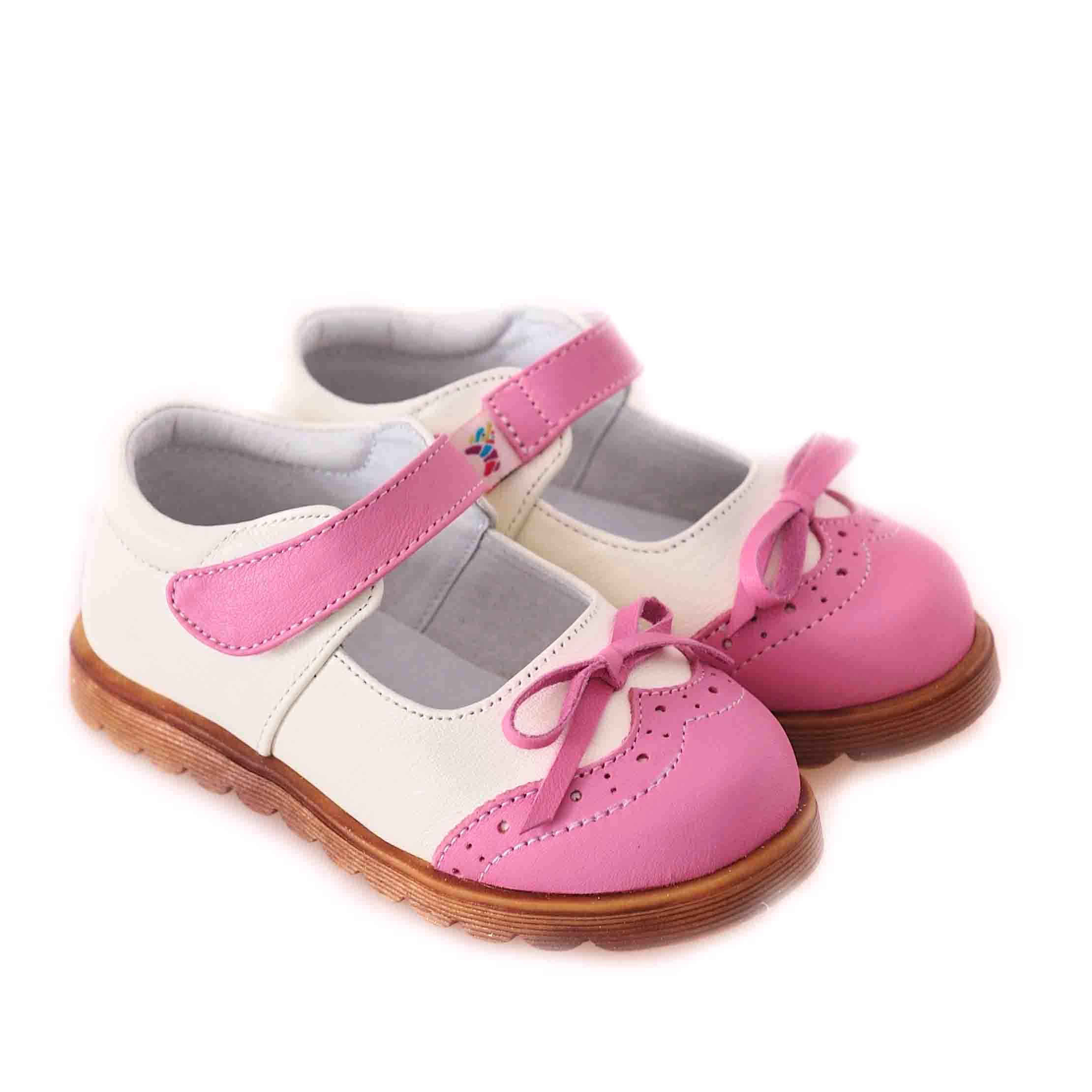 kids shoes caroch 100% genuine leather kids girl shoes c-3301cp (c-3301cp) GUMMIHA