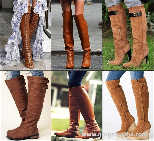 knee boots different styles of knee high boots DESRRZE