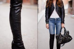 knee boots ... style ... DRTDVNW