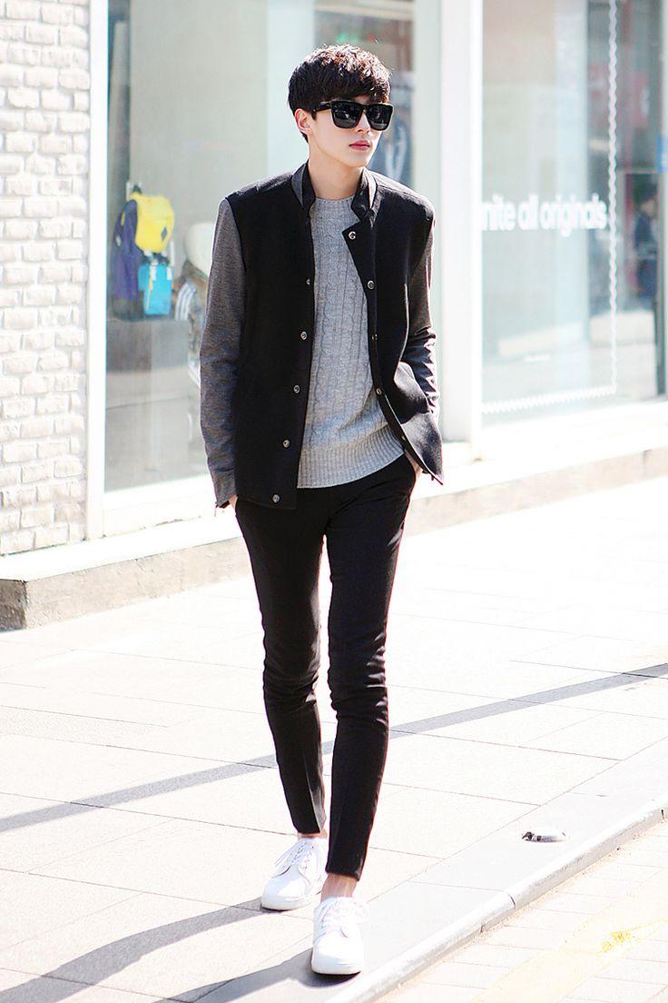 korean men fashion 40 street styles for men this spring. korean fashion ... YSXMHQS