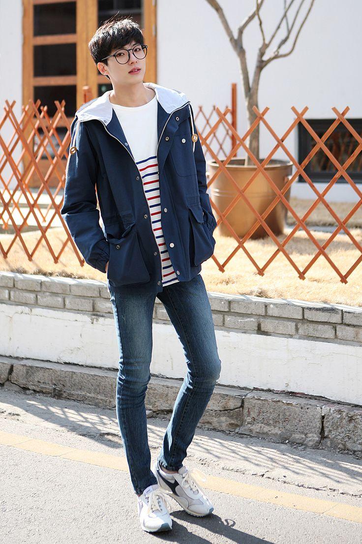 An emerging styling statement: korean men fashion