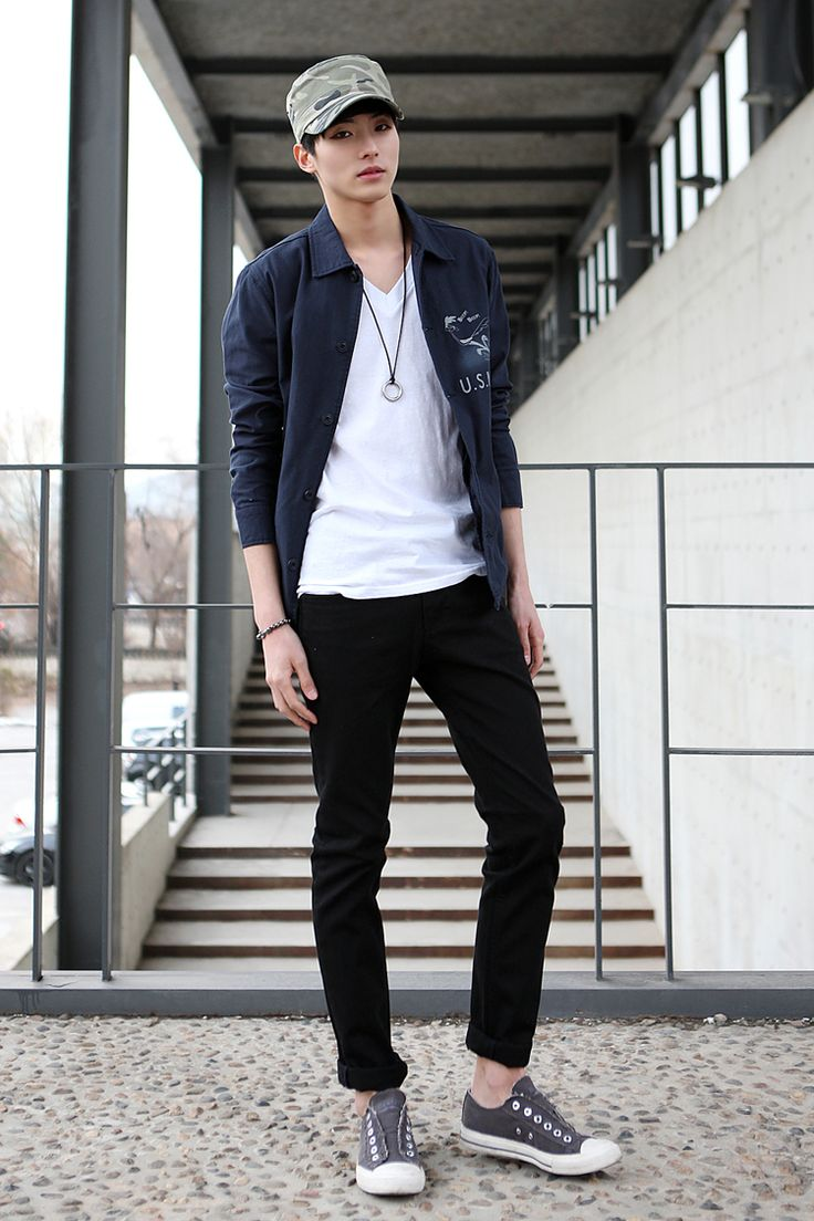 korean men fashion korean fashion more CPZDMKJ